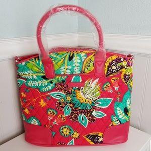 Nwt Vera Bradley floral crossbody / satchel bag